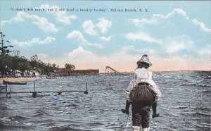 I Don't Fish Much Sylvan Beach New York