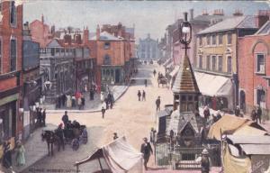 LUTON, England, PU-1905; George Street