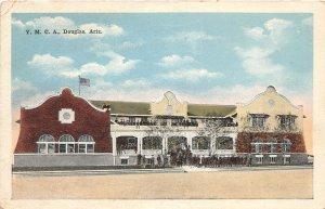 H5/ Douglas Arizona Postcard c1915 YMCA Building