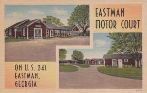 Georgia Eastman The Eastman Motor Court