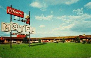 Illinois Harvard El Rancho Motel