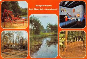 Netherlands Bungalowpark het Meerdal - America (L) Sporthuis Centrum playground