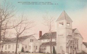 WESTHAMPTON BEACH , Long Island , New York , 00-10s ; Presbyterian Church