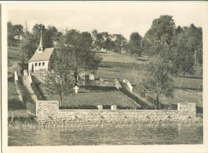 Switzerland, Kussnacht, Astrid-Kapelle, Astrid Chapel, Mini Photo