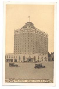 Niagara Falls Postcard Niagara Hotel Vintage NY 1920s