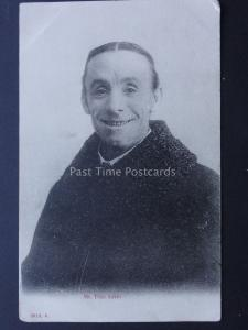 Stage & Theatre Actor MR DAN LENO c1903 Postcard by Hartmann 3018.6