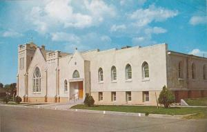 Center Street Methodist Church , TUCUMCARI , New Mexico , 40-60s