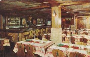 Illinois Dundee Sylvia Peterson's Evergreens Restaurant Bavarian Ratskeller