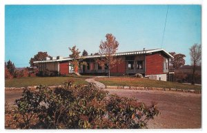 Hilltop Lodge Conference Center YMCA Camp Brandywine Valley PA Vintage Postcard