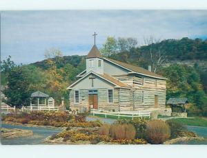 Unused Pre-1980 CHURCH SCENE Bedford Pennsylvania PA L3718