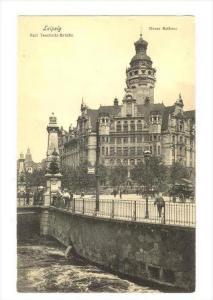 Leipzig , Germany , 00-10s : Karl Tauchnitz-Brucke