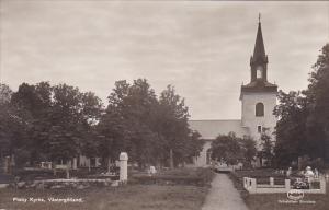 RP, VASTERGOTLAND, Sweden, 1920-1940s; Floby Kyrka