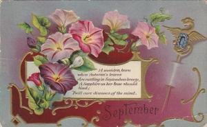 September A Maiden Born 908
