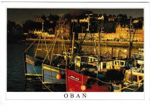 Postcard Scotland Argyll Oban Stirling Gallery