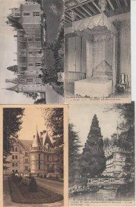 AZAY LE RIDEAU  (DEP.37) 250 Cartes Postales 1900-1940
