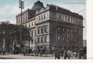 Court House , MONTREAL , Quebec , Canada , 00-10s