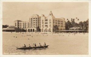 RP: Royal Hawaiian Hotel , Waikiki Beach , Hawaii , 1930-40s