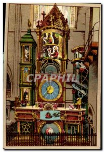 CARD SYSTEM Strasbourg Astronomical Clock