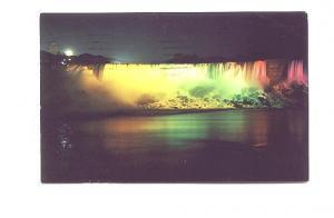 American Falls at Night, Niagara Falls Ontario