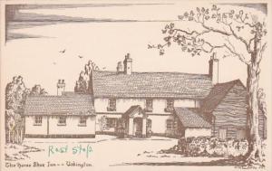 England Gloucestershire Uckington The Horse Shoe Inn