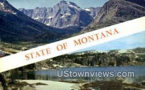 Misc, MT Post Card     ;     Misc, Montana Misc MT 1969