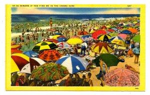 FL - Beach Scene