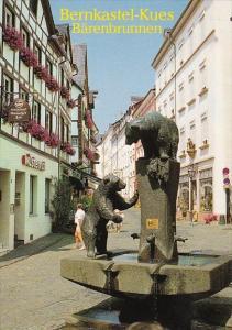 Germany Bernkastel-Kues Baerenbrunnen