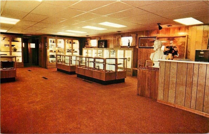 Kirksville MO~Still National Osteopathic Museum~1960 Postcard