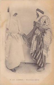 Marchands Arakes, Algerie, Algeria, Africa, 1900-1910s