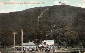 Incline Railway in Matteawan, New York