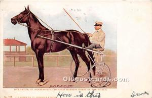 Dan Patch, Champion Harness Horse of the World Minneapolis, Minnesota, MN, US...