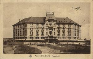 CPA Luxembourg, Mondorf - les Bains, Palace Hotel (30433)
