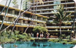 HONOLULU , Hawaii , 1950-60s ; Hawaiian Village Hotel