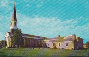 North Carolina Morgantown First Methodist Church