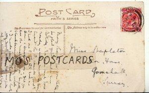 Genealogy Postcard - Stapleton - Station House - Gomshall - Surrey - Ref 9077A