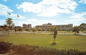 Amherst Massachusetts~University Of Massachusetts Whitmore Admin~1960s PC
