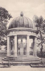 Tomb at The Hermitage, General and Mrs. Jackson are buried, Nashville, Tennes...