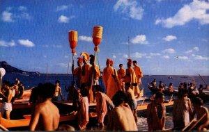 Hawaii Honolulu Aloha Day Celebrations
