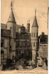 CPA Troyes- Hotel de Vauluisant FRANCE (1007591)