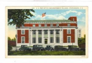 U.S. Post Office and Government Building, Spartanburg, South Carolina,00-10s