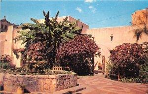 San Antonio Texas 1966 Postcard Spanish Governor's Palace