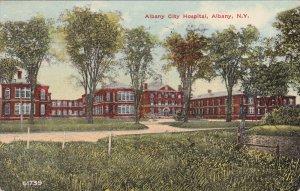 ALBANY, New York, PU-1913; Albany City Hospital
