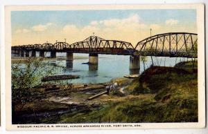 Missouri Pacific RR Bridge, Fort Smith Ark