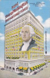 Florida Jacksonville Hotel George Washington