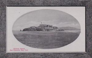Alcatraz Island San Francisco Bay California