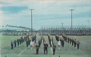 Lower Rio Grande Valley, HIgh School Band, Texas, 40-60s