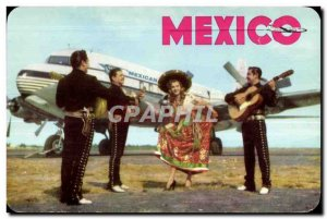 Old Postcard Mexico