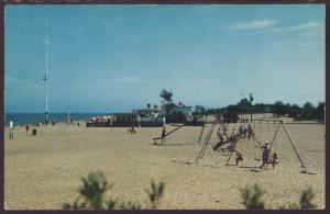 Illinois Beach State Park Postcard BIN