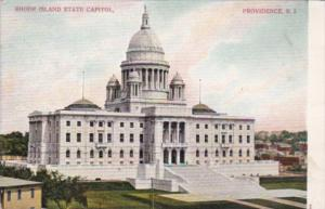 State Capitol Building Providence Rhode Island