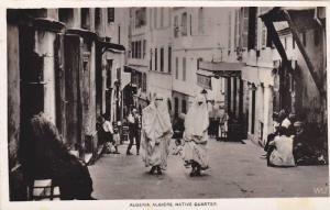 RP; Algiers , Algeria , 20-30s : Native Quarters